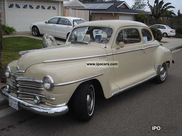1948 Plymouth  Club Coupe Sports car/Coupe Used vehicle photo