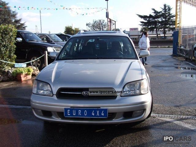 Subaru  Legacy AWD 2.5 16V cat T.W. GX + aut GPL, pelleted, d 2000 Liquefied Petroleum Gas Cars (LPG, GPL, propane) photo
