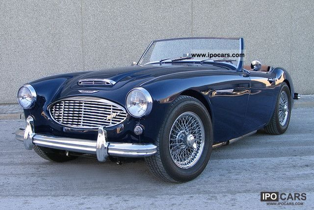 Austin Healey  3000 BT7 1960 Vintage, Classic and Old Cars photo