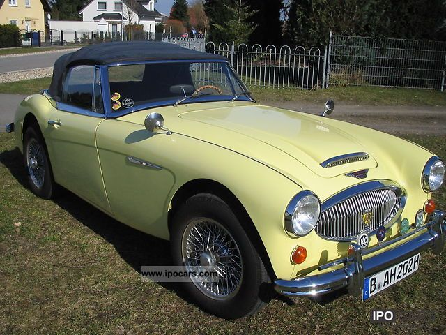 Austin Healey  MK III Phase 2 1965 Vintage, Classic and Old Cars photo