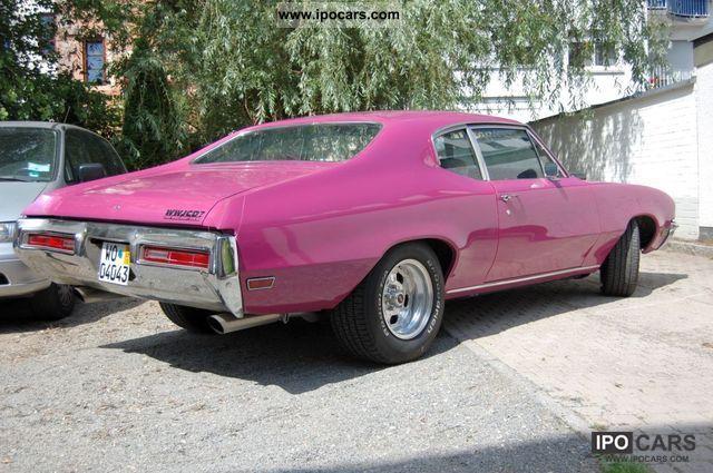 1971 Buick Skylark Sports car/Coupe Used vehicle photo 4