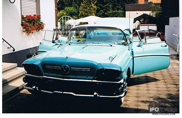 Buick  Riviera super collector's item 1958 Vintage, Classic and Old Cars photo