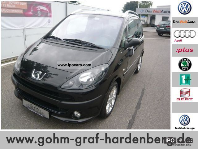 2006 Peugeot  1007 110 1.6 Sport 2-Tronic (air) Limousine Used vehicle photo