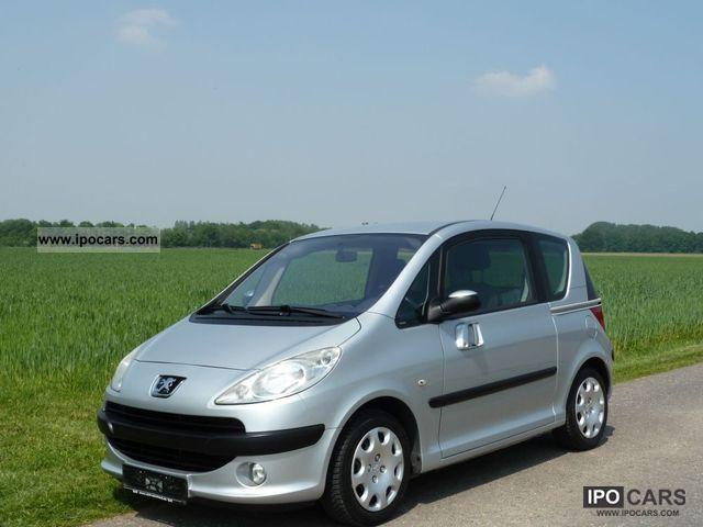 2006 Peugeot  1007 HDi 70 Premium Estate Car Used vehicle photo