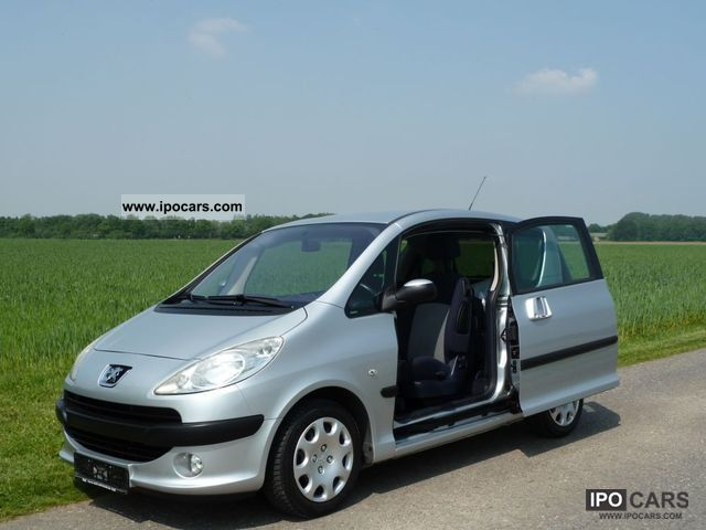 2004 peugeot 1007 hdi 70 related infomation specifications weili automotive network. Black Bedroom Furniture Sets. Home Design Ideas