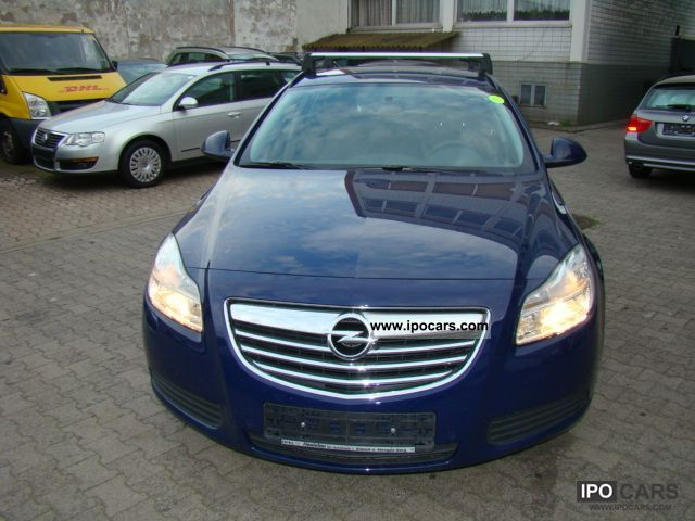 2009 Opel Insignia Sports Tourer 2 0 Cdti Selection Car