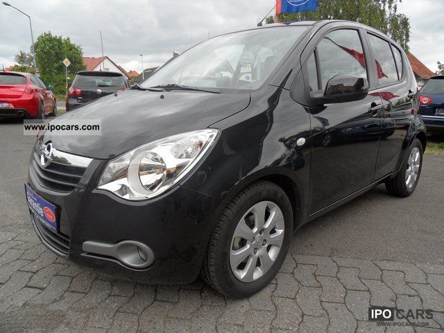 2010 opel agila 2 1 edition wheels air only 7000km car. Black Bedroom Furniture Sets. Home Design Ideas