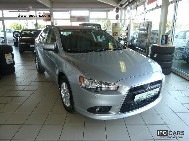 2012 Mitsubishi  Lancer 1.6 Xtra Xenon, parking sensors, .. Limousine New vehicle photo
