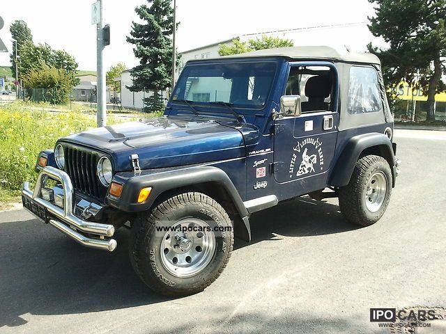 2001 jeep wrangler 2 5 sport with trailer hitch inspection. Black Bedroom Furniture Sets. Home Design Ideas