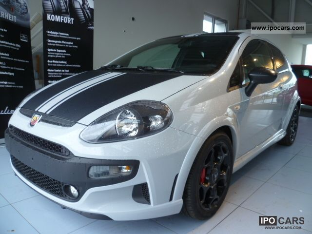 2012 Abarth  Punto SuperSport 180 HP Available Limousine New vehicle photo