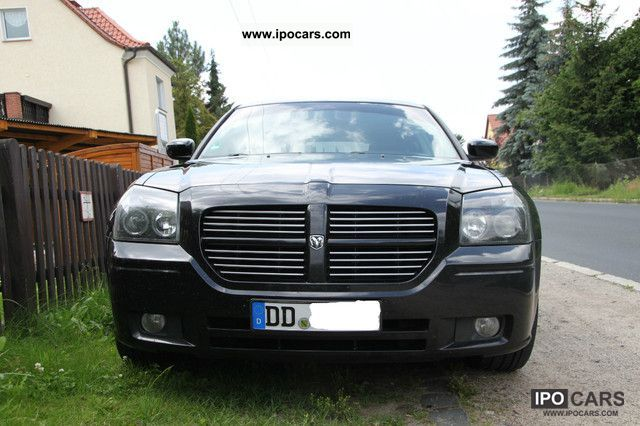Dodge  Magnum 2007 Liquefied Petroleum Gas Cars (LPG, GPL, propane) photo