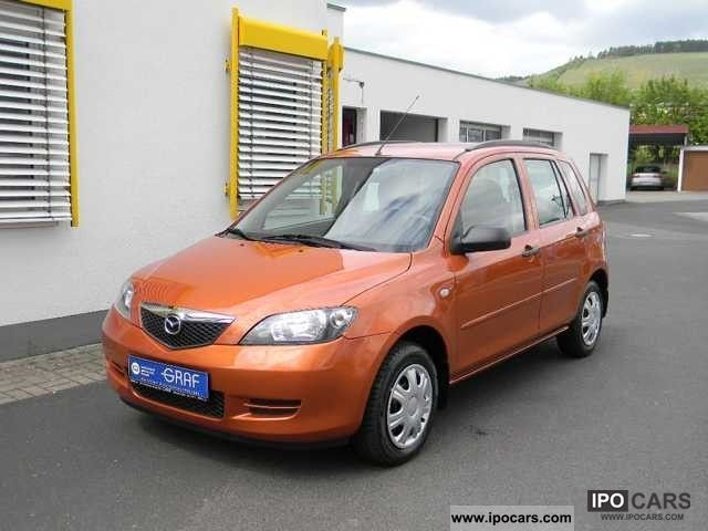 2003 mazda 2 comfort 1 year warranty car photo and specs. Black Bedroom Furniture Sets. Home Design Ideas
