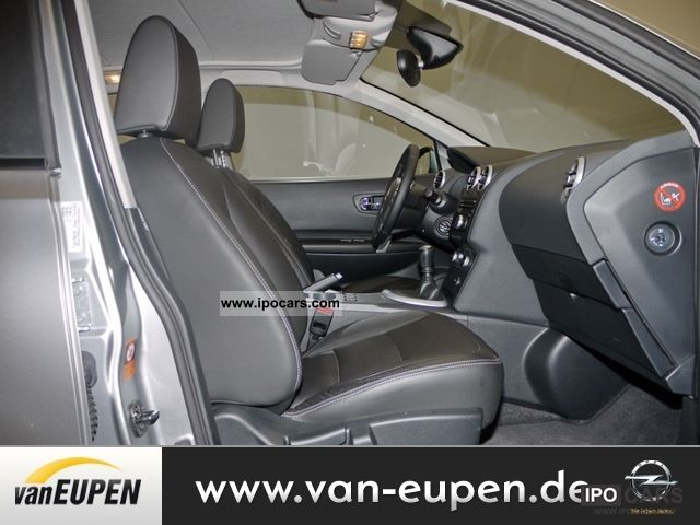 2007 qashqai tekna leather 2007 nissan qashqai tekna leather car