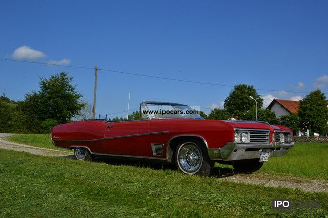 Buick  WILDCAT 1968 Vintage, Classic and Old Cars photo