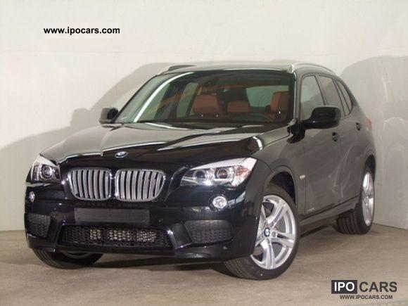 2012 BMW  X1 xDrive23d M Sport Package, Navigation, Xenon, HiFi, phone Off-road Vehicle/Pickup Truck Employee's Car photo