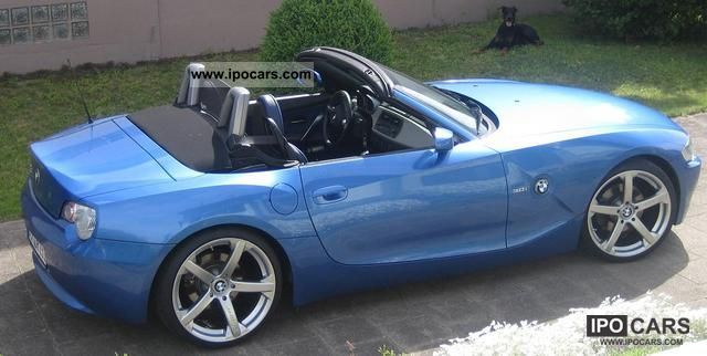 2005 BMW  Z4 3.0i Individual Cabrio / roadster Used vehicle photo