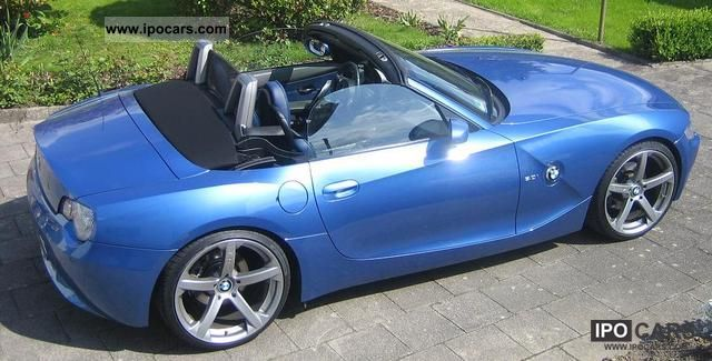 2005 Bmw Z4 3 0i Individual Car Photo And Specs