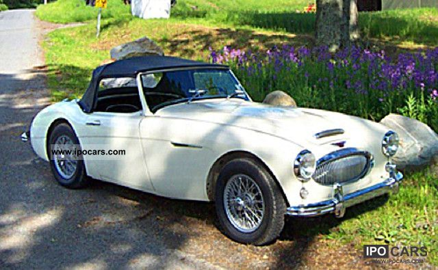 1962 Austin Healey  3000 BN7 Cabrio / roadster Used vehicle photo