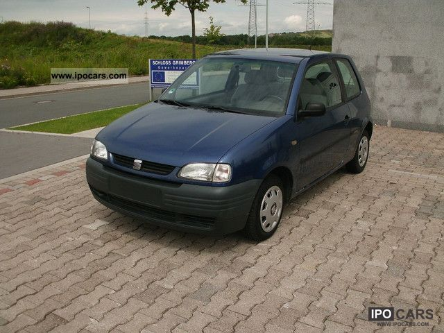 2012 seat arosa 1 0 free easy car photo and specs. Black Bedroom Furniture Sets. Home Design Ideas