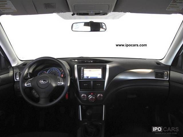 2012 subaru forester 2 0 intro navi car photo and specs. Black Bedroom Furniture Sets. Home Design Ideas