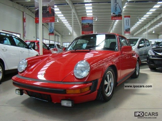 Porsche  911 2.7 S Coupe 1976 Vintage, Classic and Old Cars photo