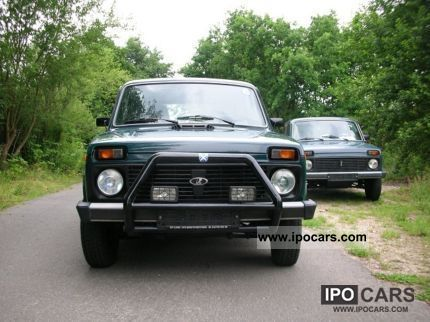 Lada  LADA NIVA 21 214 LPG 2008 Liquefied Petroleum Gas Cars (LPG, GPL, propane) photo