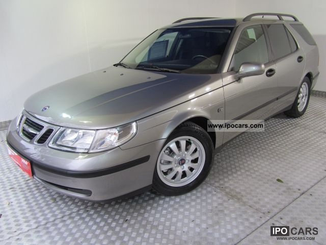 2012 Saab  9-5 3.0 TiD Linear DPF with heater Estate Car Used vehicle photo