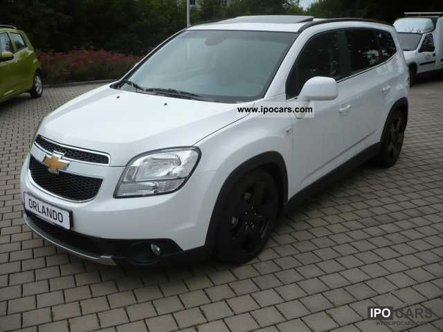 2012 Chevrolet  Orlando 2.0 LTZ Plus Exclusive Sports NAVI / 18 ZO Estate Car New vehicle photo