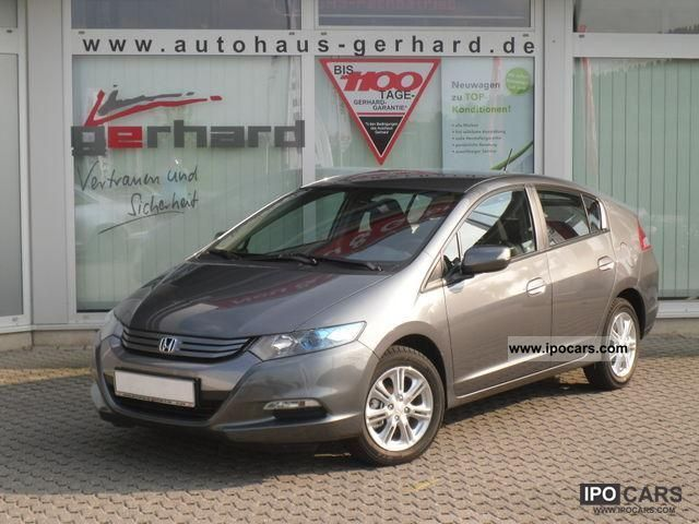 Honda  Insight 1.3 i-DSI IMA Comfort VTEC / LPG Autogasa 2012 Liquefied Petroleum Gas Cars (LPG, GPL, propane) photo