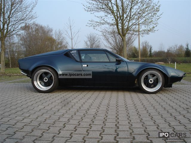 DeTomaso  Pantera 1975 Vintage, Classic and Old Cars photo