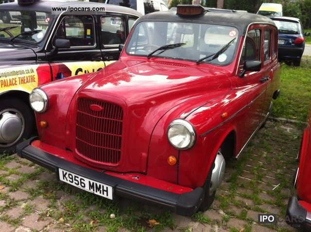 1996 Austin  Fairway London taxi manual transmission! Limousine Used vehicle photo