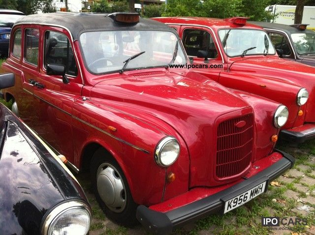 1996 Austin Fairway London taxi manual transmission! - Car Photo and Specs