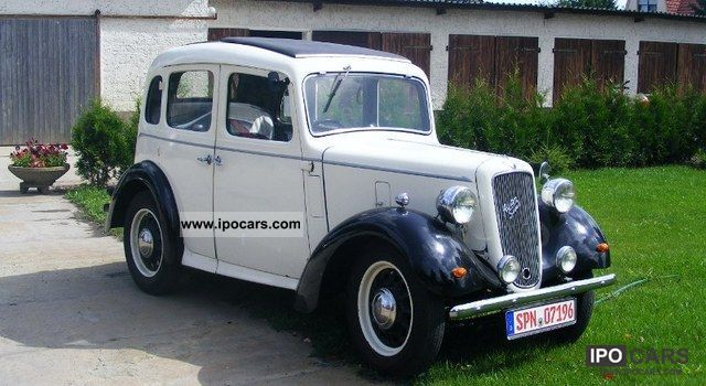 1936 Austin  Big Seven Other Classic Vehicle photo