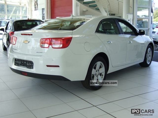 2012 Chevrolet Malibu Lt 2 0 Car Photo And Specs