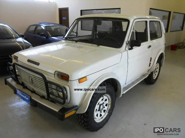 Lada  Niva L GPL / storica / no ASI 1988 Liquefied Petroleum Gas Cars (LPG, GPL, propane) photo