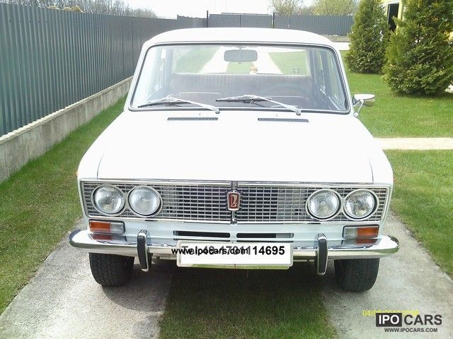 Lada  2103 1977 Vintage, Classic and Old Cars photo