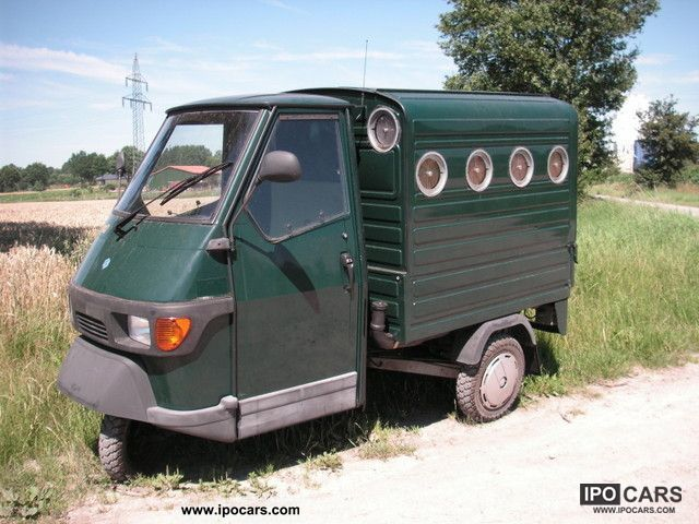 2005 Piaggio  APE Other Used vehicle photo