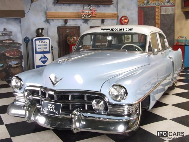Cadillac  Series 61 1950 Vintage, Classic and Old Cars photo
