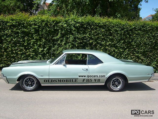 Oldsmobile  Cutlass f 85 1966 Vintage, Classic and Old Cars photo
