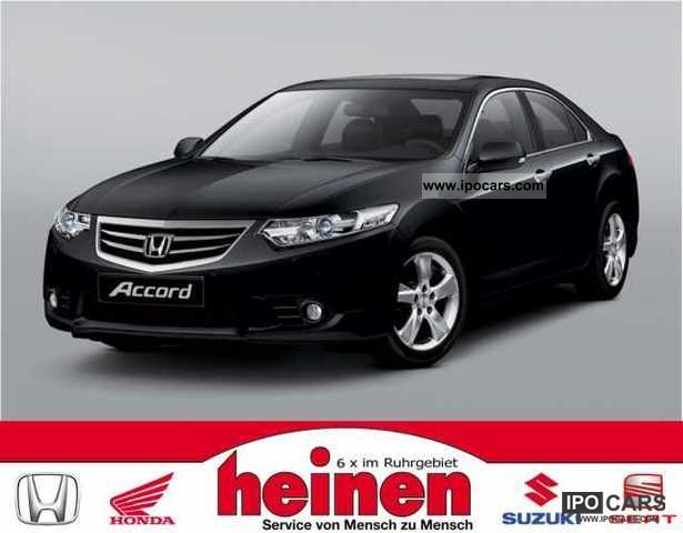 2012 Honda  Accord 2.0 Lifestyle 50 years Limousine Pre-Registration photo