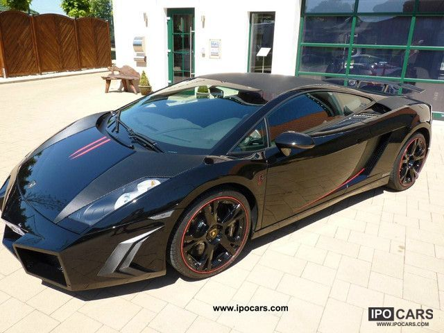 2007 Lamborghini Gallardo Reventon Body Kit Unique Car