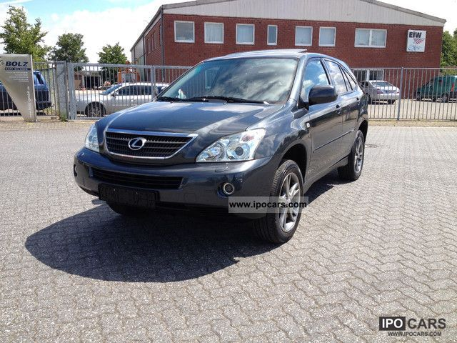 Lexus  RX 400h * Reversing camera * Memory Seats * BiXenon * NAVI * 2007 Hybrid Cars photo