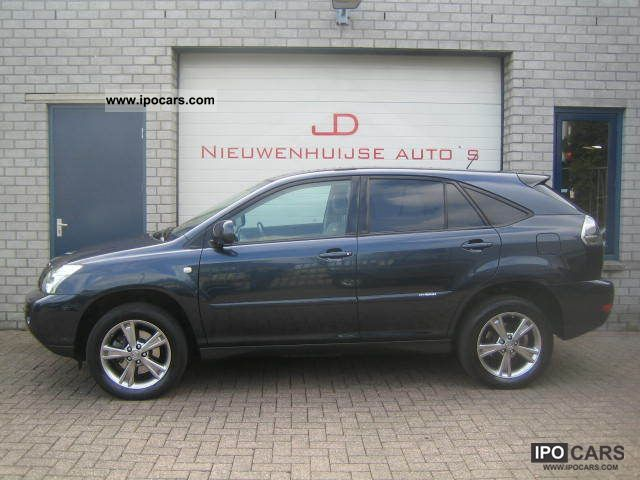 Lexus  400h RX 400 Executive 2007 Hybrid Cars photo