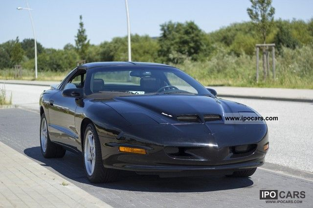 1996 Pontiac Firebird Formula Ws6 6 Speed With Ram Air Car