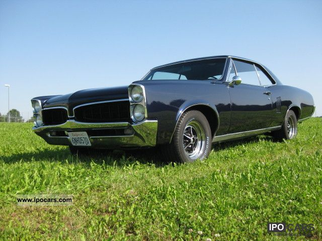 Pontiac  Le Mans Coupe 327 V8 1967 Vintage, Classic and Old Cars photo