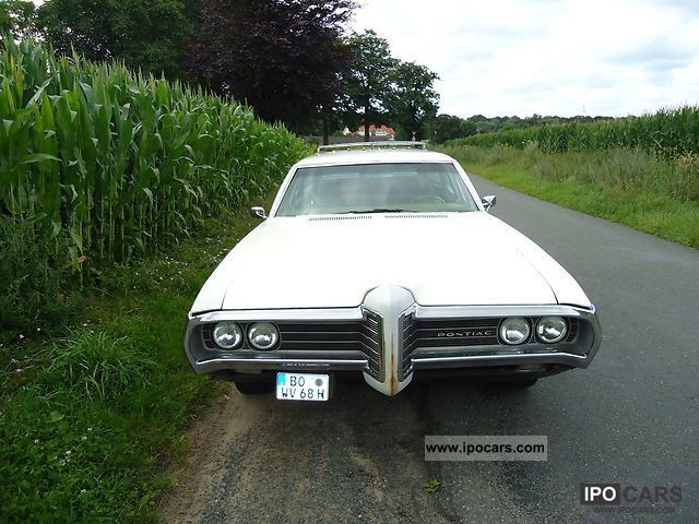 Pontiac  Safari - Executive 1968 Liquefied Petroleum Gas Cars (LPG, GPL, propane) photo