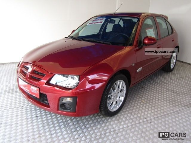 2012 MG  ZR 1.4 5-door with air, LMF from 1 * Little hand Limousine Used vehicle photo