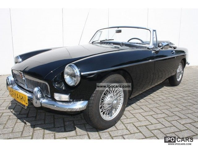 MG  B 1.8 1964 Vintage, Classic and Old Cars photo