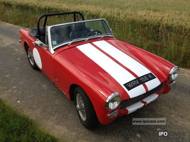 MG  Midget E 1971 Vintage, Classic and Old Cars photo