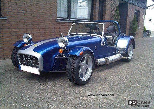 2003 Caterham  , SV, 1.8 VVC Rover K-, X-Power, 160 hp, sv Cabrio / roadster Used vehicle photo